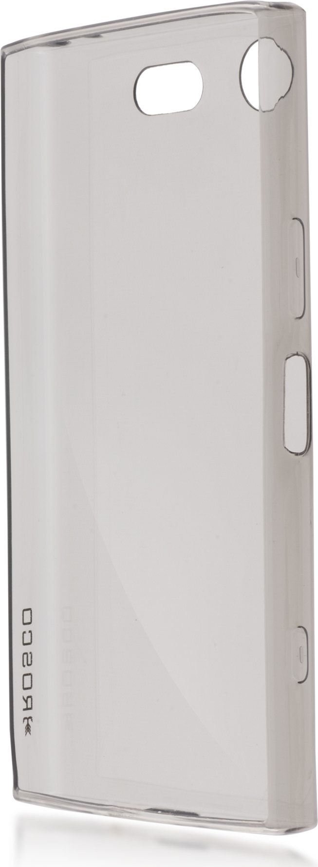 Чехол Brosco TPU для Sony Xperia XZ1 Compact, черный
