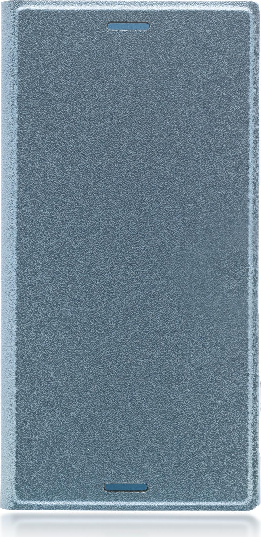 Чехол Brosco Book для Sony Xperia XZs, голубой комплектующие и запчасти для ноутбуков sony tablet z2 sgp511 512 541 z1