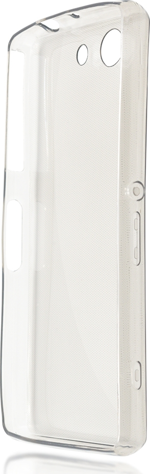 Чехол Brosco для Sony Xperia Z3 Compact, черный все цены