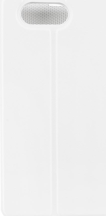 Чехол Brosco Book для Sony Xperia Z3 Compact, белый все цены
