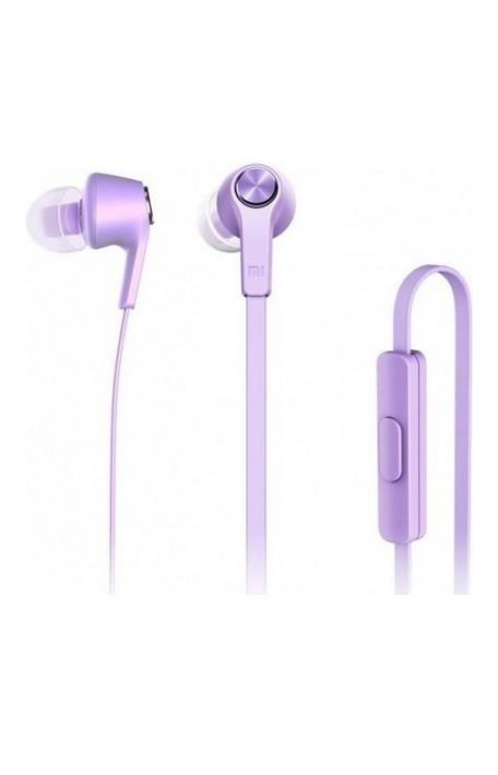 лучшая цена Наушники Xiaomi Piston Basic Edition, 134565700446, фиолетовый