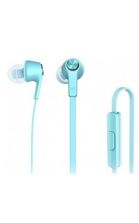 лучшая цена Наушники Xiaomi Piston Basic Edition, 134565701307, голубой