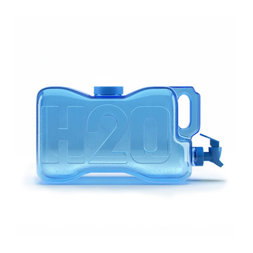 Balvi Бутылка для воды H2O, голубой, 5,5 л бутылка balvi sea horse 1 2 л