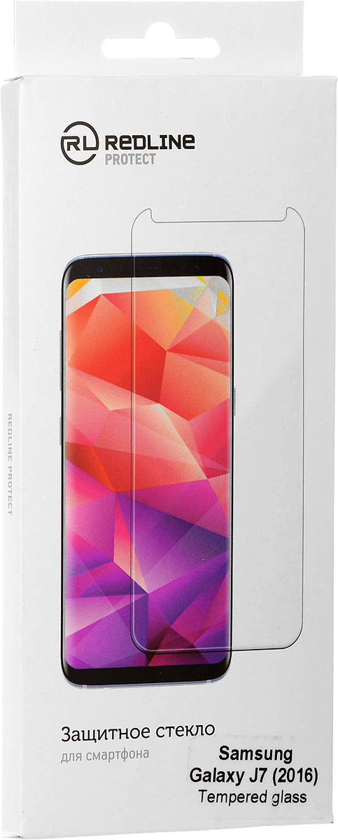 Red Line защитное стекло для Samsung Galaxy J7 (2016)