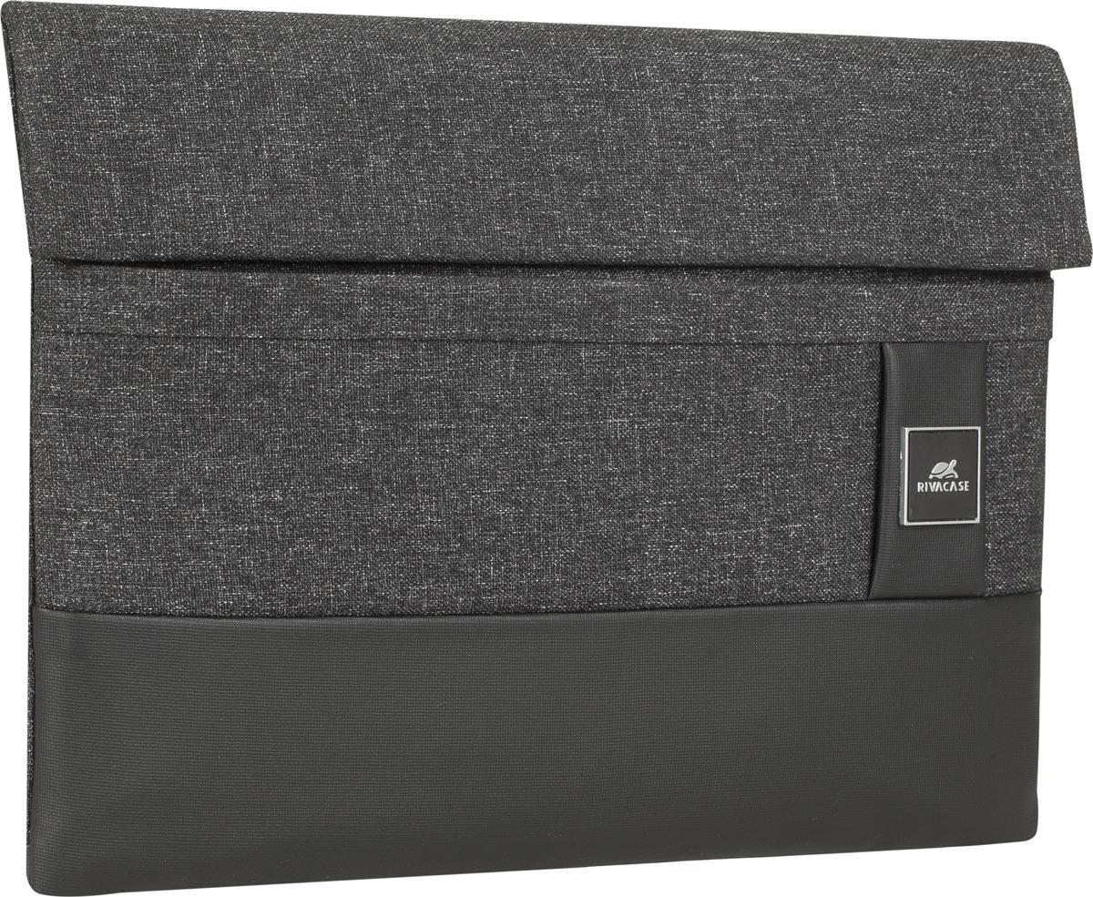 лучшая цена Чехол RivaCase Lantau для MacBook Pro 13 и Ultrabook 13,3'', 8803, black melange