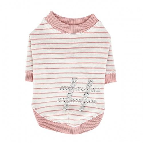 Одежда для собак Pinkaholic (Южная Корея) HASH NASD-TS7503-IP-S, розовый