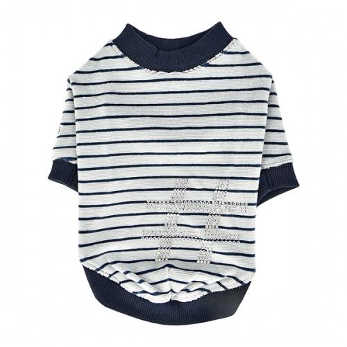 Одежда для собак Pinkaholic (Южная Корея) HASH NASD-TS7503-NY-S, синий