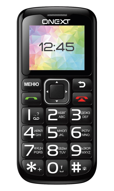 Мобильный телефон Onext Care-Phone 5, 71123 мобильный телефон onext care phone 6 белый