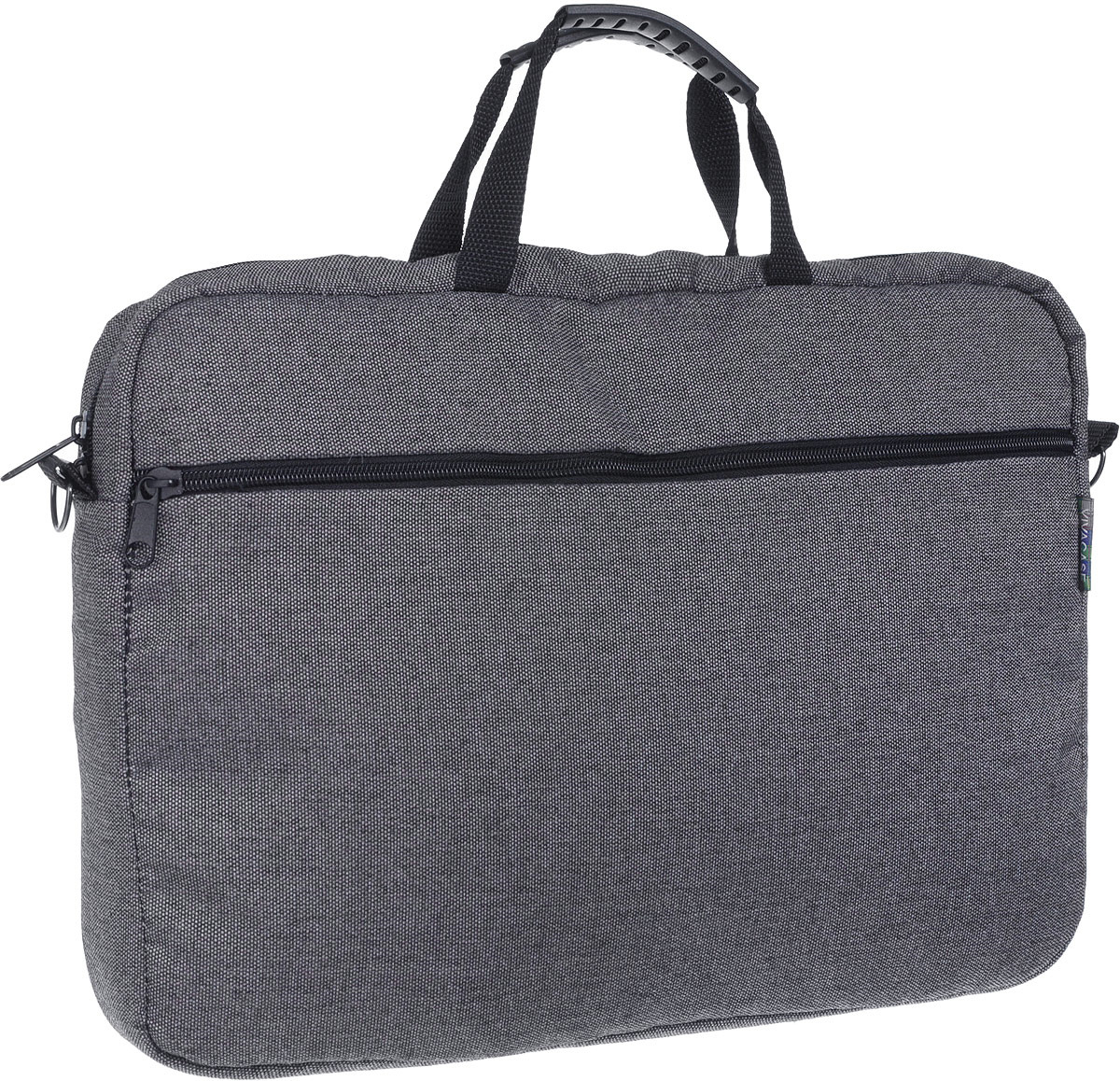 "Vivacase Event, Gray сумка для ноутбука 15.6"""