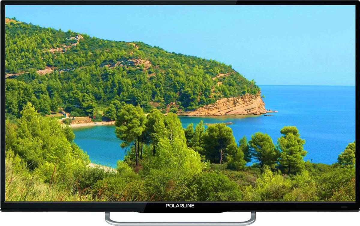 Телевизор Polarline 43PL51TC-SM 43, черный