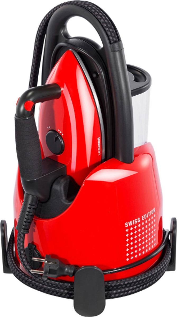 где купить Гладильная система LauraStar Lift+ Swiss Edition Eu, Red дешево
