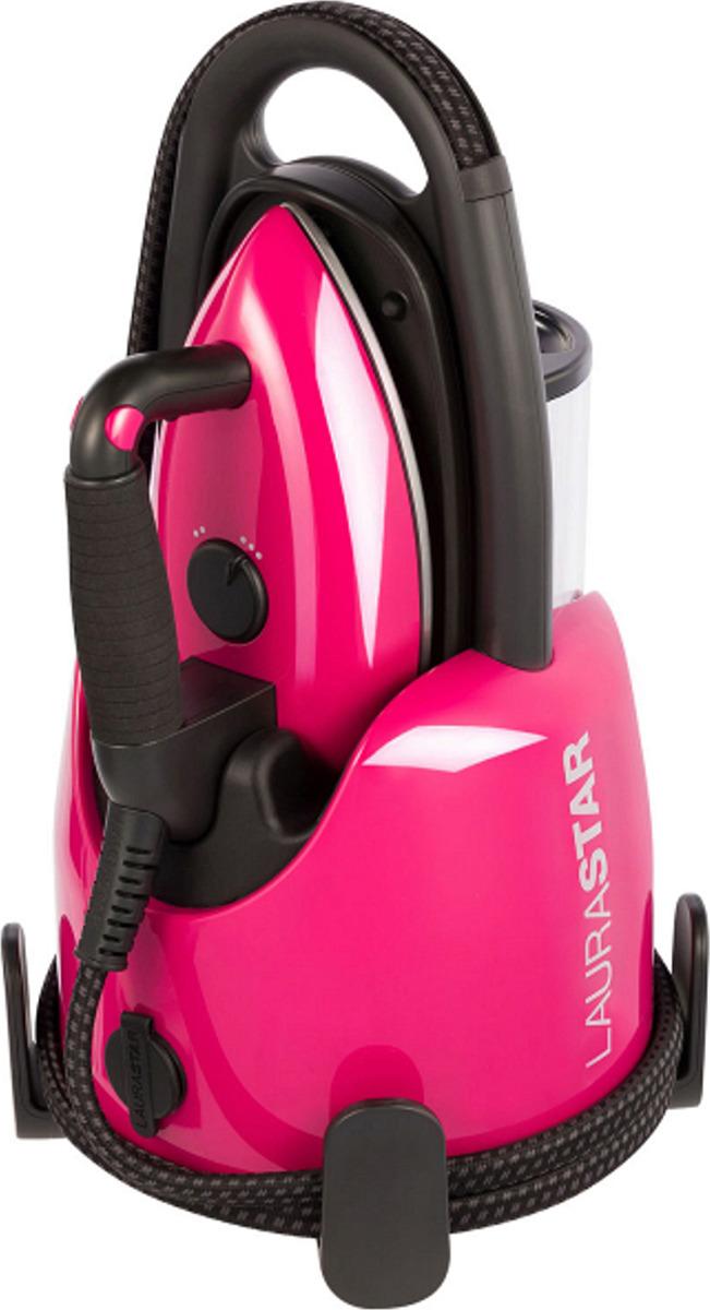 Гладильная система LauraStar Lift+ Eu Pop, Pink портативный парогенератор laurastar lift white