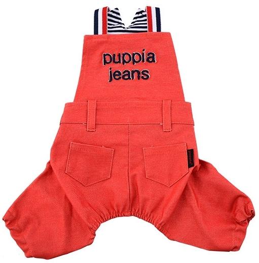 Одежда для собак Puppia (Южная Корея) PETE PASA-PA1612-RD-M, красный