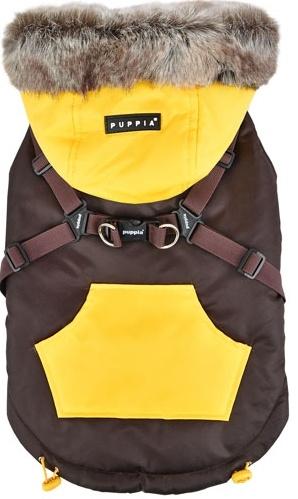 Одежда для собак Puppia (Южная Корея) ORSON PARD-VT1569-BR-S, коричневый