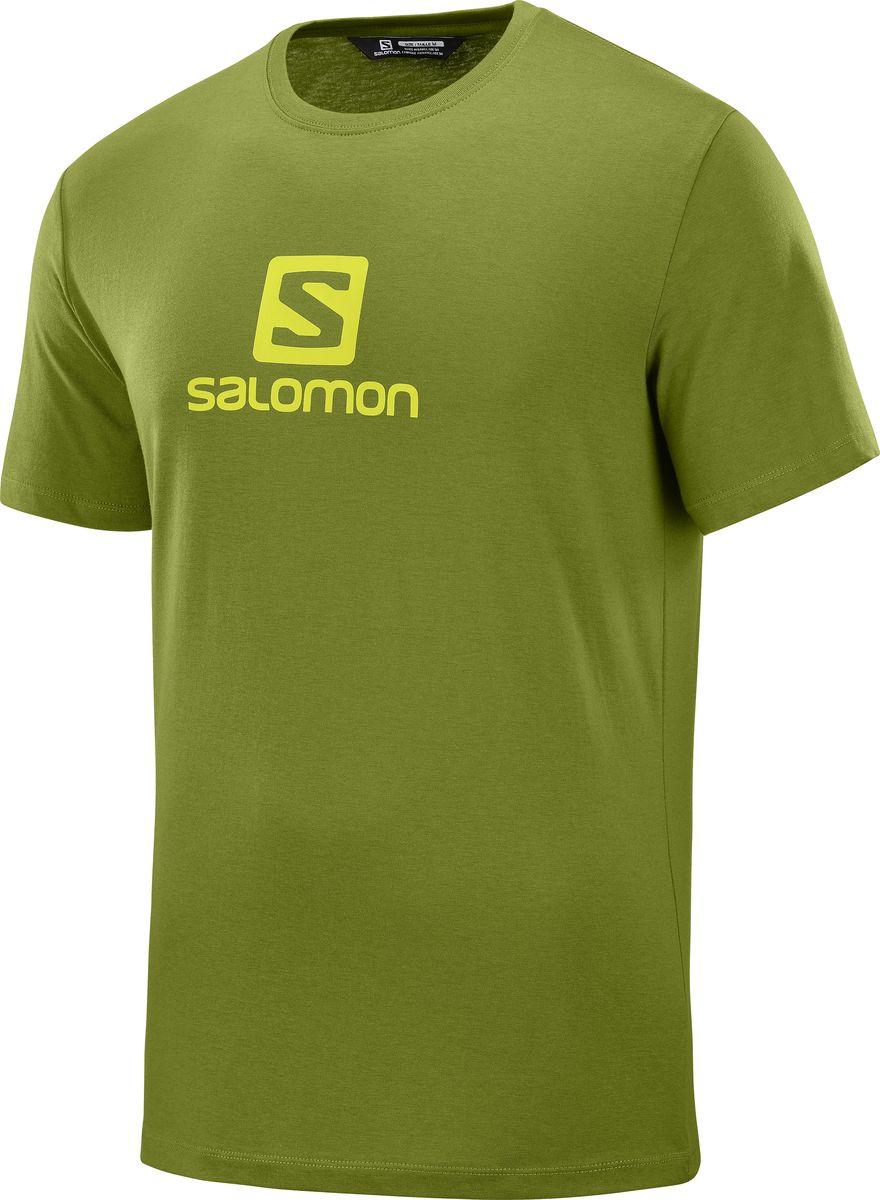 Футболка Salomon Coton Logo Ss