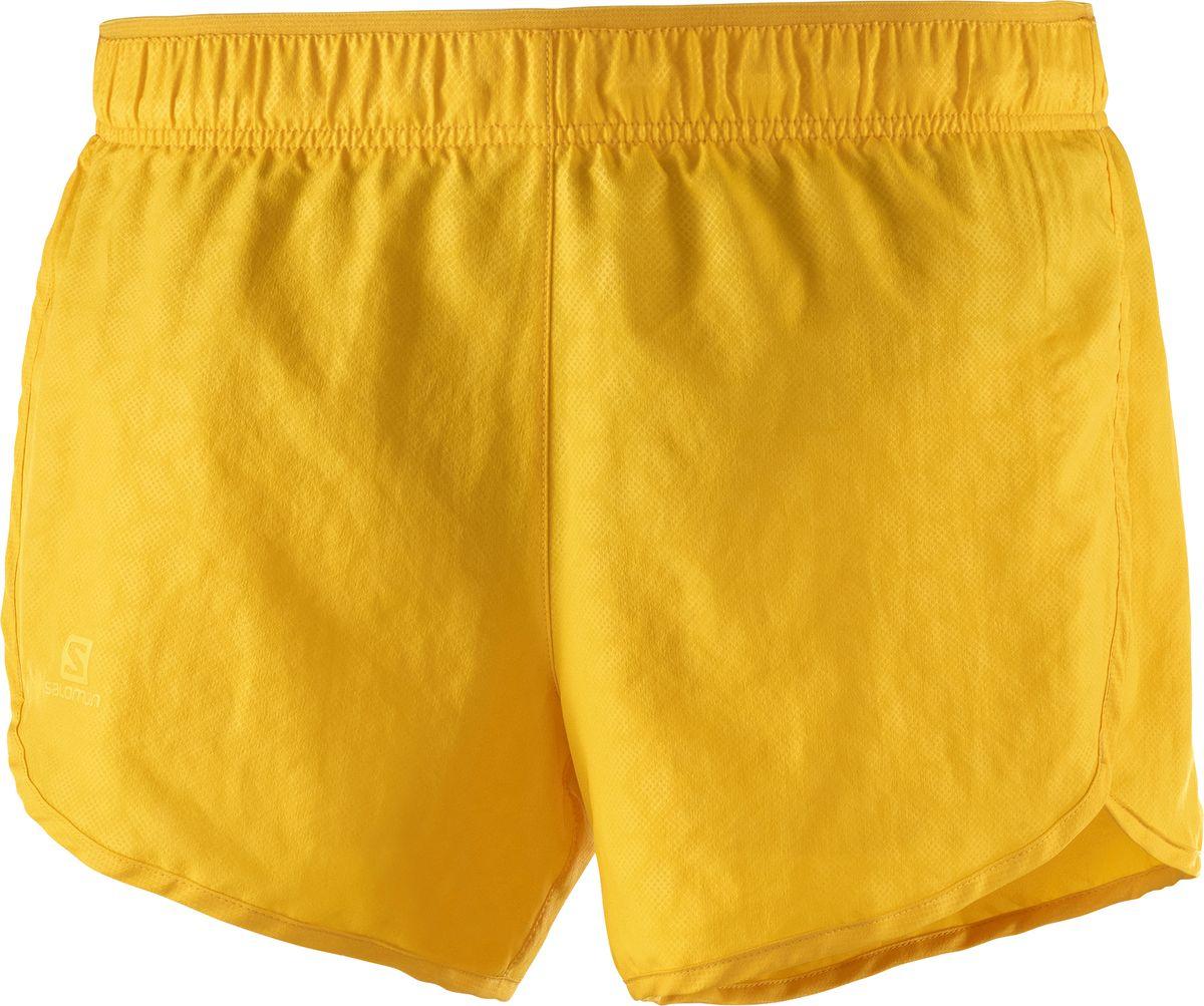 Шорты Salomon Agile Short W шорты мужские salomon agile 7 short m цвет черный l40118300 размер xl 52