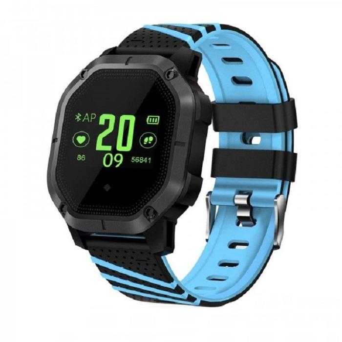 Фитнес-браслет ZDK ZDK K5(blue), 3396, голубой умный фитнес браслет zdk f3 3393 черно красный page 3 page 3