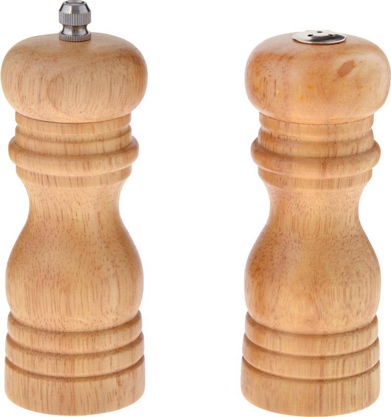 Набор для специй Vetta, 827018, коричневый, 2 предмета