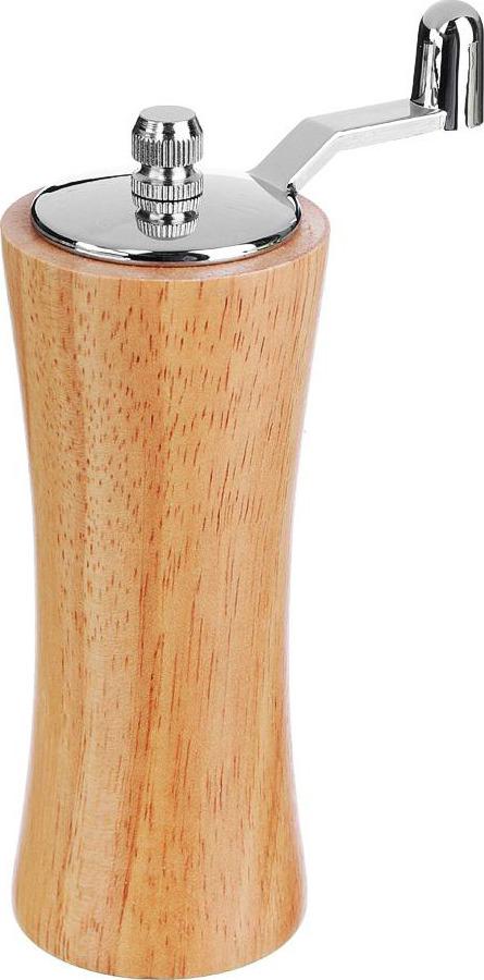Мельница для специй Vetta, 827074, коричневый, 13.5 см мелок художественный в деревянном корпусе желто коричневый