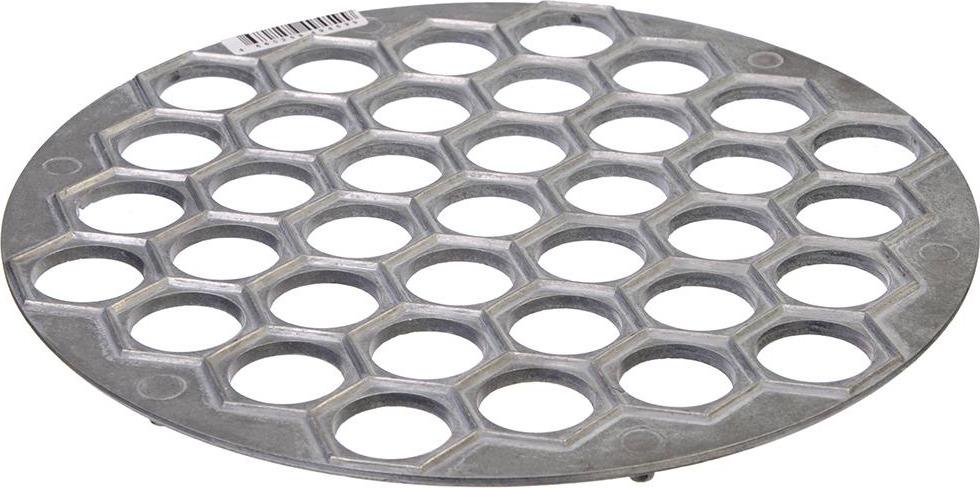 Форма для пельменей N/N, 884418, серый, диаметр 24 см