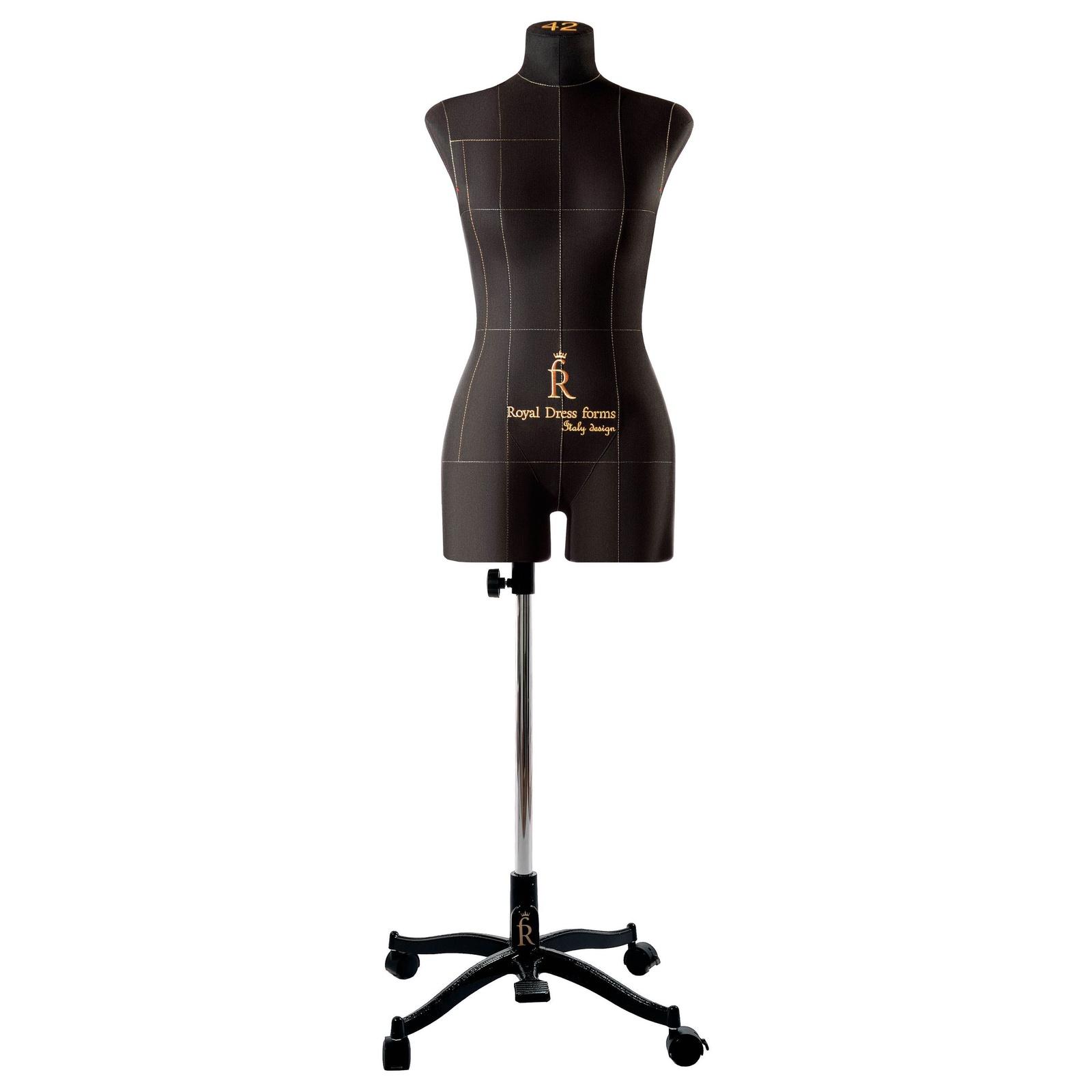Манекен Royal Dress forms Monica 42 манекен monica размер 52 бежевый