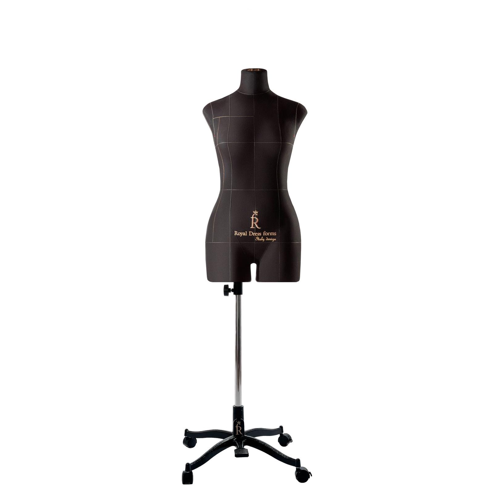 Манекен Royal Dress forms Monica 44 манекен monica размер 52 бежевый