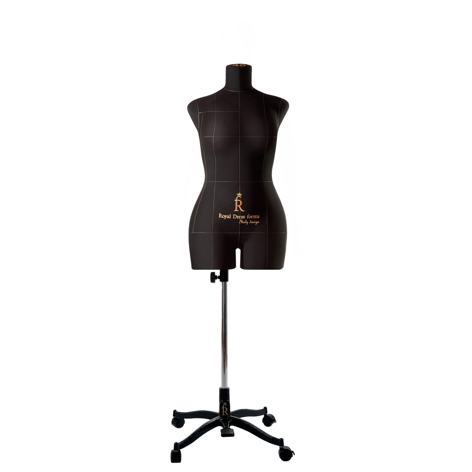 Манекен Royal Dress forms Monica 46 манекен monica размер 52 бежевый
