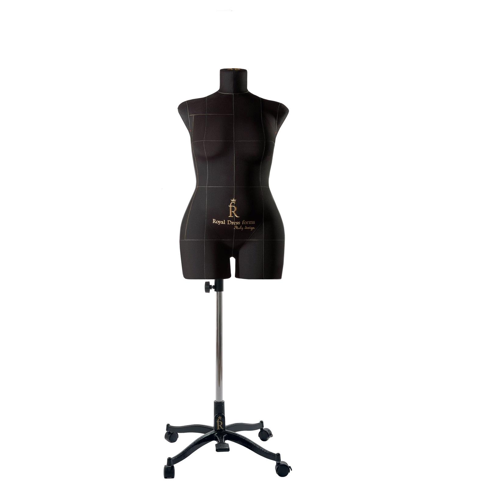 Манекен Royal Dress forms Monica 48 манекен monica размер 52 бежевый