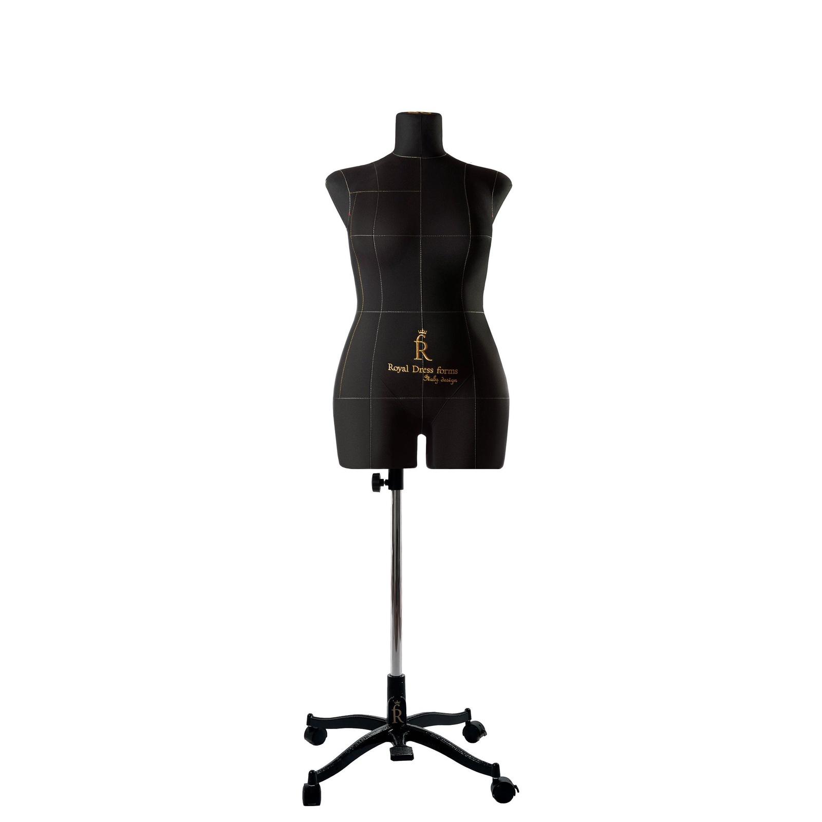 Манекен Royal Dress forms Monica 50 манекен monica размер 52 бежевый