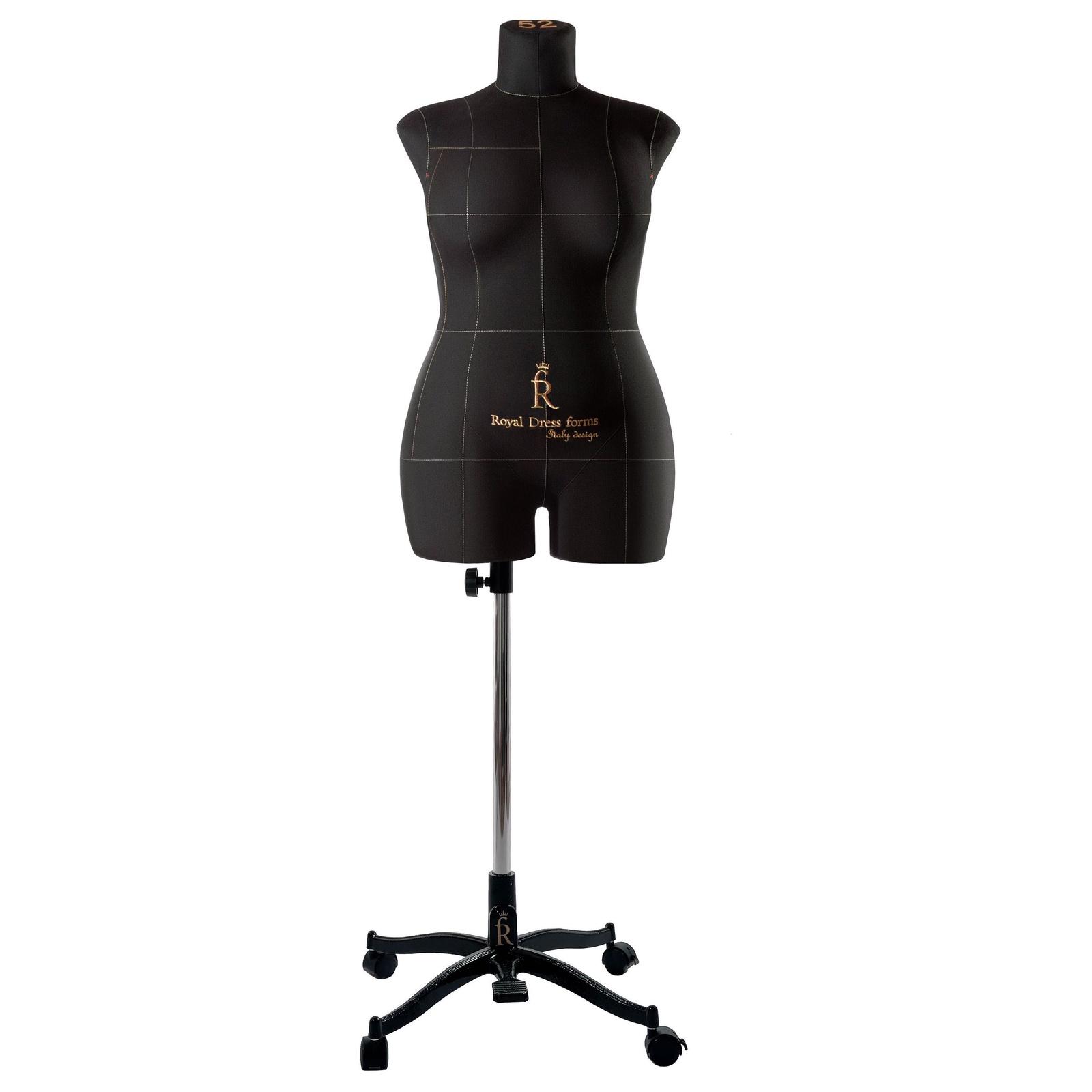 Манекен Royal Dress forms Monica 52 манекен monica размер 52 бежевый