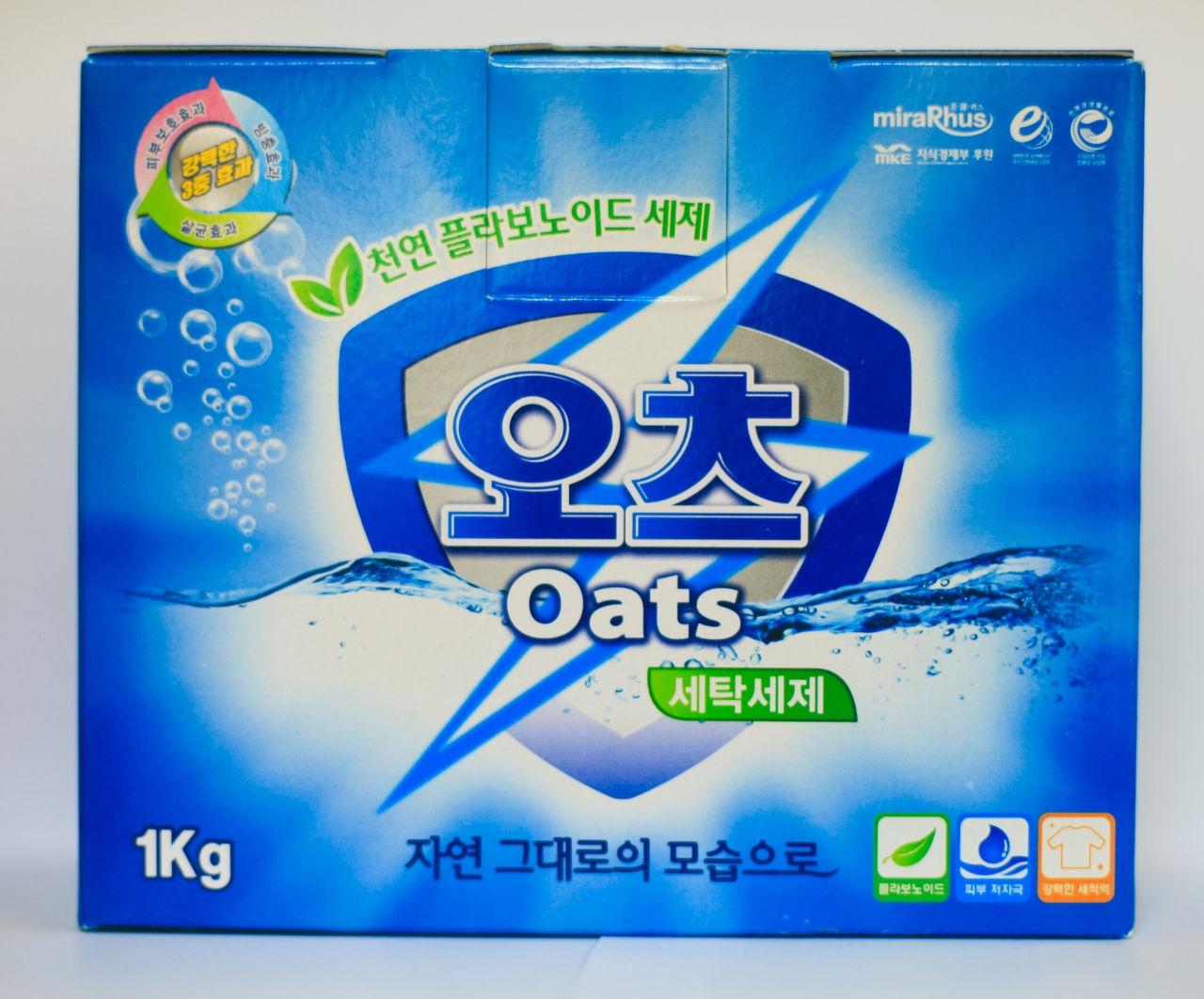 Стиральный порошок OATS Для стирки детской одежды и нижнего белья, 778-721693, белый, 1