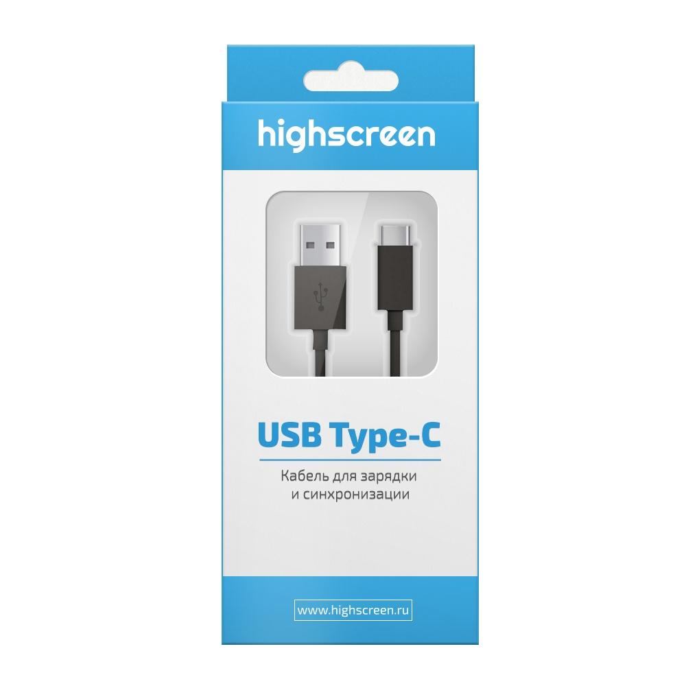 Кабель USB-C Higshscreen, hsusbc1