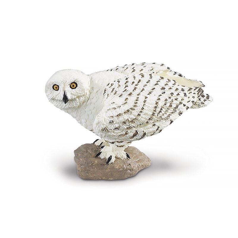 цена на Фигурка птицы Safari Ltd Полярная сова
