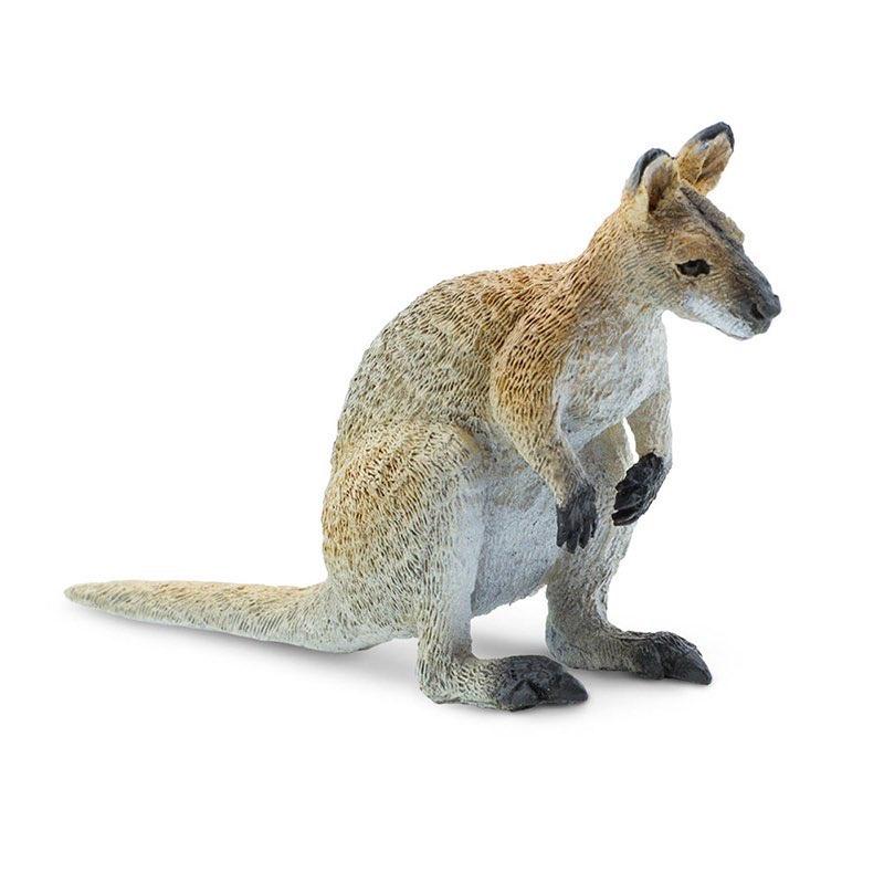 Фигурка Safari Ltd Кенгуру-валлаби