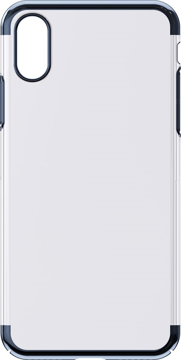 Чехол для сотового телефона Interstep Is Decor ADV для Apple iPhone Xr, HDC-IPH6118K-NP1108O-K100, синий цена