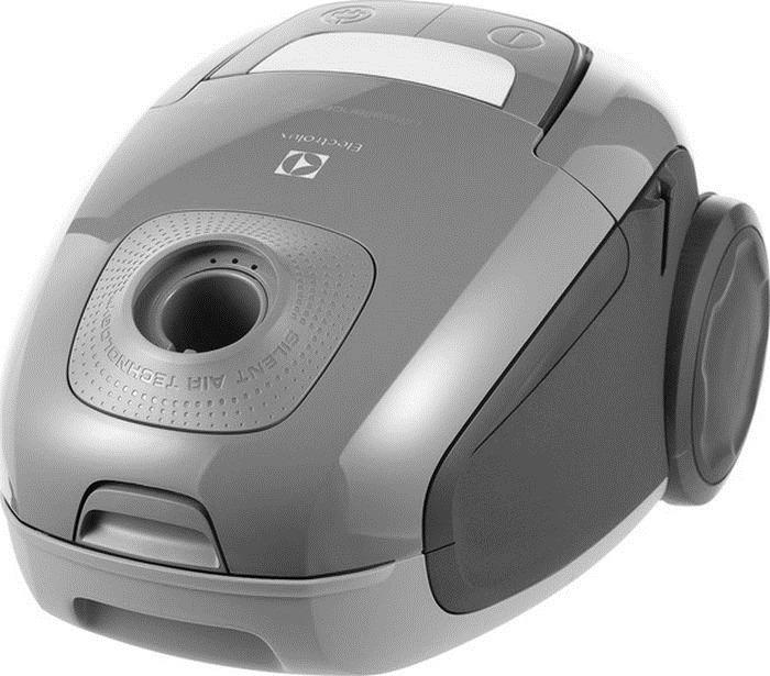 Пылесос Electrolux Ultra SilencerEUS89TM, серый цена и фото