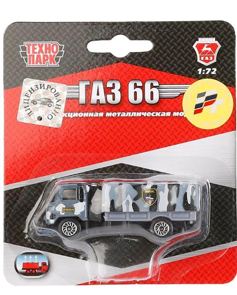 Машинка-игрушка Технопарк 167687, 167687