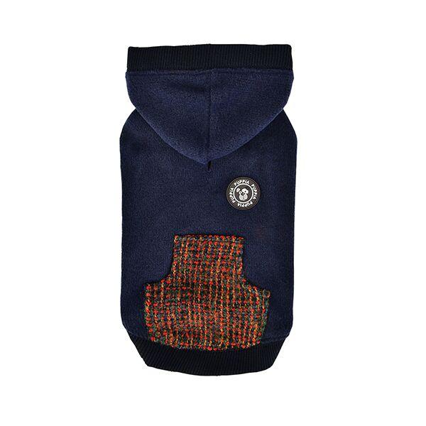 Одежда для собак Puppia (Южная Корея) MASON PASD-TS1653-NY-M, синий