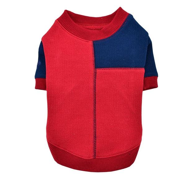 Одежда для собак Puppia (Южная Корея) WYATT PARD-TS1552-RD-M, красный