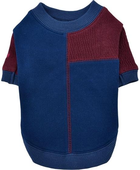 Одежда для собак Puppia (Южная Корея) WYATT PARD-TS1552-NY-L, темно-синий