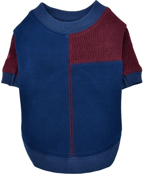 Одежда для собак Puppia (Южная Корея) WYATT PARD-TS1552-NY-M, темно-синий