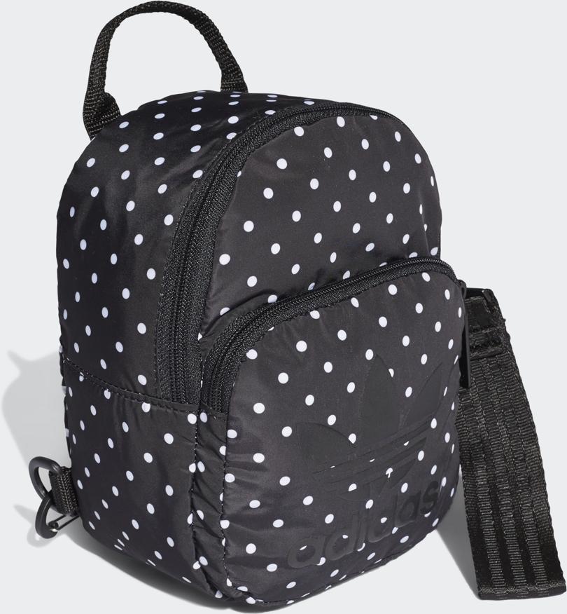 Рюкзак женский Adidas Backpack Mini, цвет: черный. DY9557 рюкзак adidas harden backpack dw4716 черный