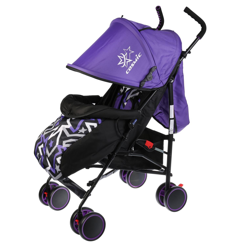 Коляска прогулочная Bimbo 263271, 263271 фиолетовый муфта tigger warmhands на ручку коляски