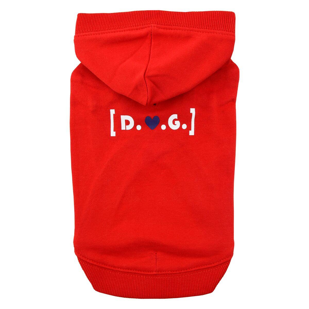Одежда для собак Puppia (Южная Корея) D.O.G. PASA-TS1607-RD-L, красный