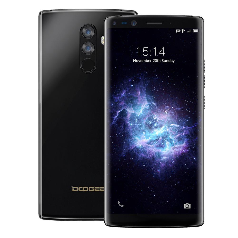 Смартфон Doogee RUD001-200880.02, черный