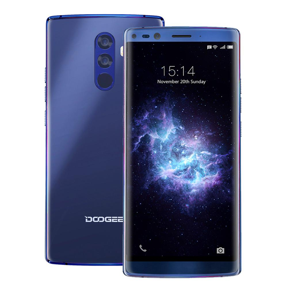 Смартфон Doogee RUD001-200880.04, синий