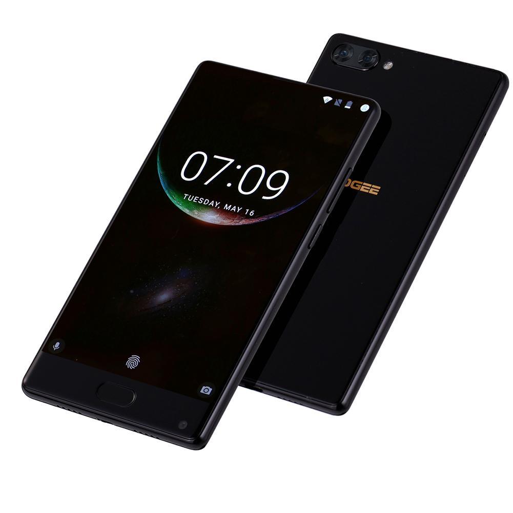 Смартфон Doogee RUD001-200877.02, черный