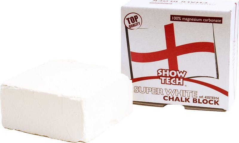 Брусок меловой для шерсти Show Tech English Magnesium Chalk Block, 45STE014