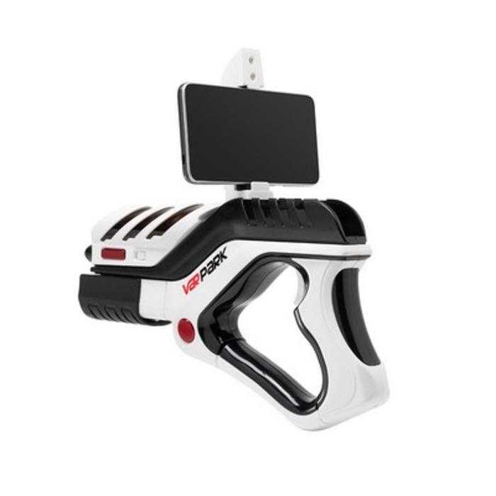 Геймпад FindusToys Геймпад для виртуальных со смартфона FindusToys AR Handle , FD-10-070, белый бластер для девочки findustoys blaze storm fd 08 015 белый черный розовый