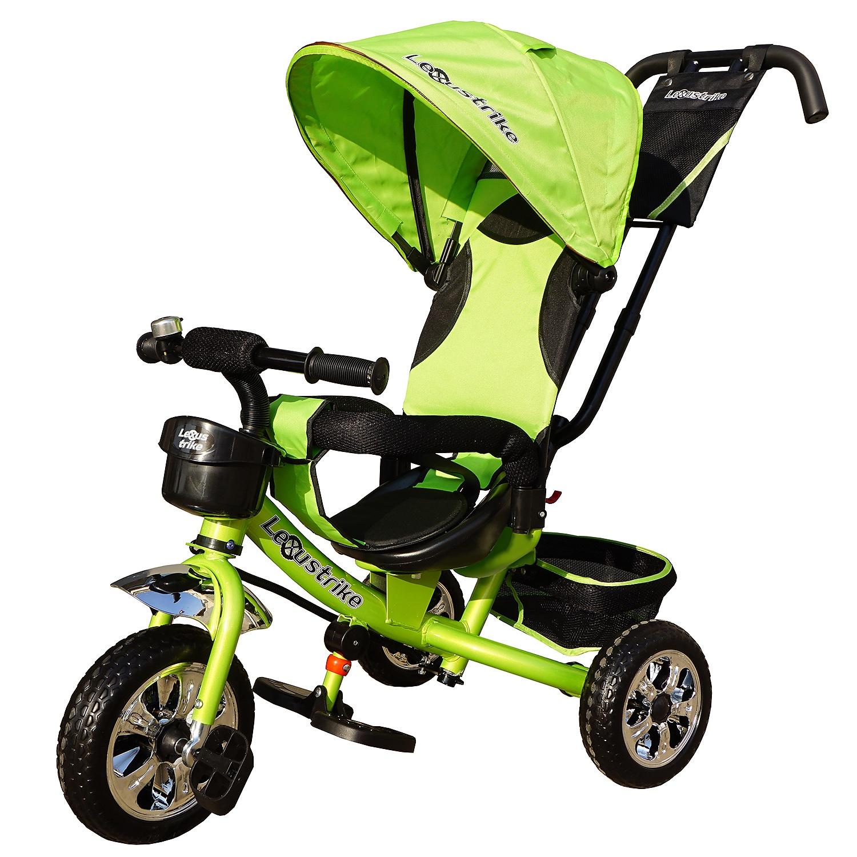 Велосипед Lexus Trike 264591, 264591, зеленый